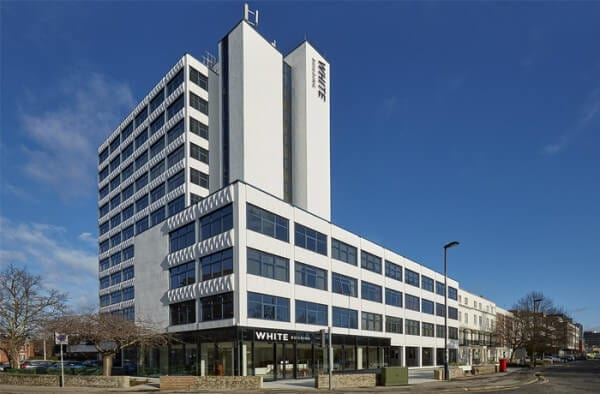 White Building Studios, Southampton
