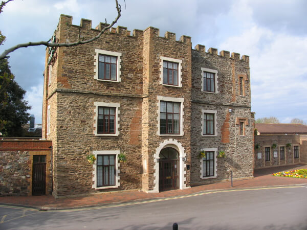 Creech Castle, Taunton